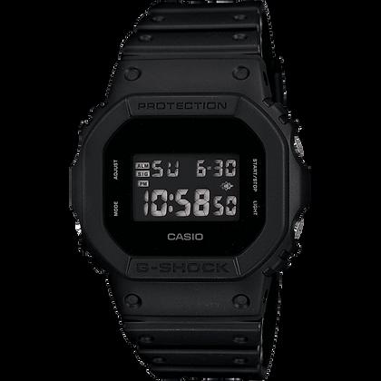 Black Digital Casio Watch