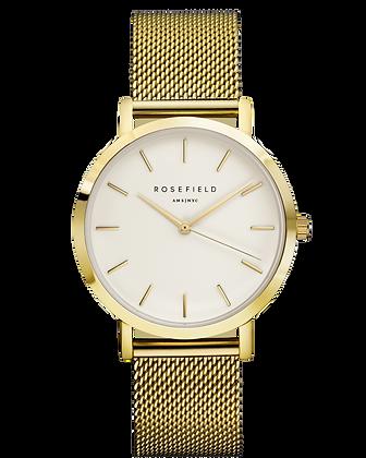 Gold Mercer Rosefield Watch