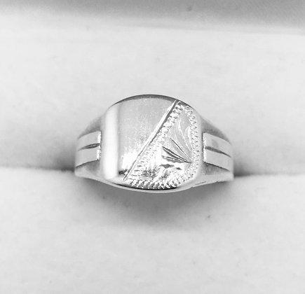 S/Silver Men's Ring
