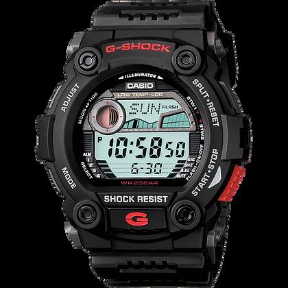 Digital Black G-Shock Casio Watch