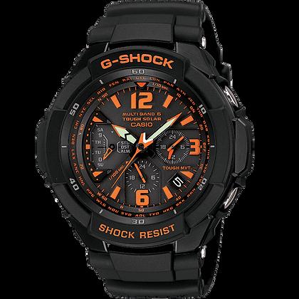 Black and Orange G-Shock Air