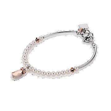 Swarovski® Pearl Drop Breacelet