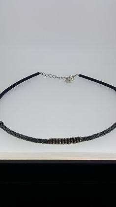 Black Coeur De Lion Necklace