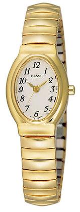 Gold Lorus Bracelet Watch