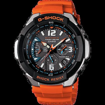 Orange G-Shock Air