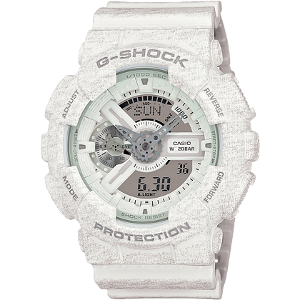 White Casio Watch