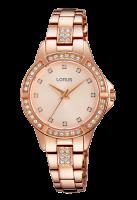 Rose Gold Lorus Watch