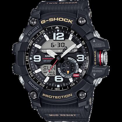 Black G-Shock Land Watch