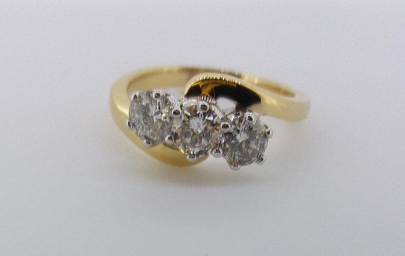 18ct Gold Ring