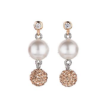 Earrings Crystal Pearls by Swarovski®