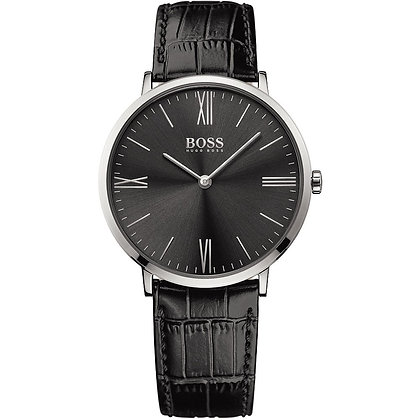 Hugo Boss Jackson Men's Watch Black Leather