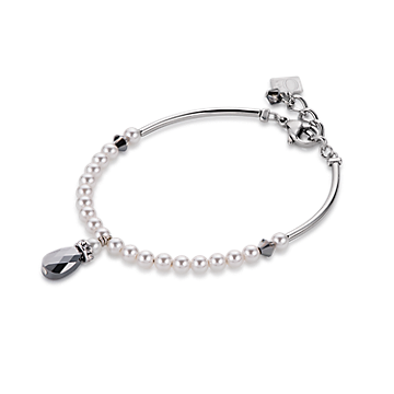 Swarovski Black Pearl Bracelet