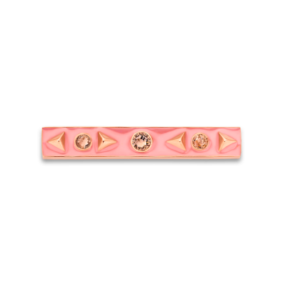 Celebrate Blush and Rose Gold Toned Bar