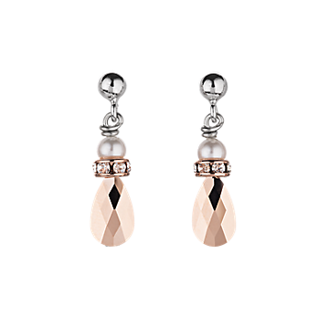 Swarovski® Pearl Drop Earrings