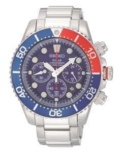 Stainless Steel Seiko Prospex Watch