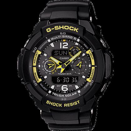 Black G-Shock Air Watch