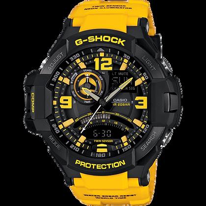 Yellow G-Shock Air