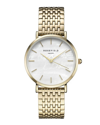 Upper East Gold Rosefield Watch