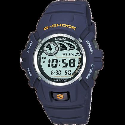 Digital Blue G-Shock Casio Watch