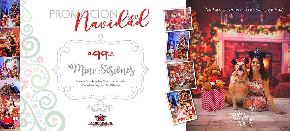 Promoción de Fotos Navidad