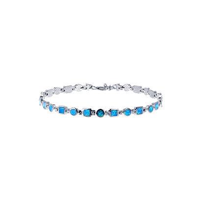 Opal Tennis, Geometrical Design