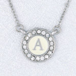 Initial Necklaces (all letters available)