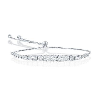 Adjustable Bolla Bracelet