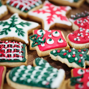 4 TIPS FOR A 'HEALTHY' [BUT HAPPY] CHRISTMAS!