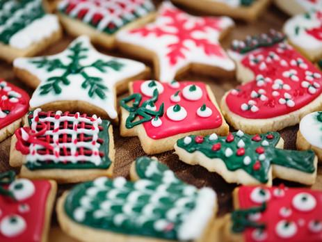 3 Seas Holiday Recipe Contest! - Susan's Sugar Cookies