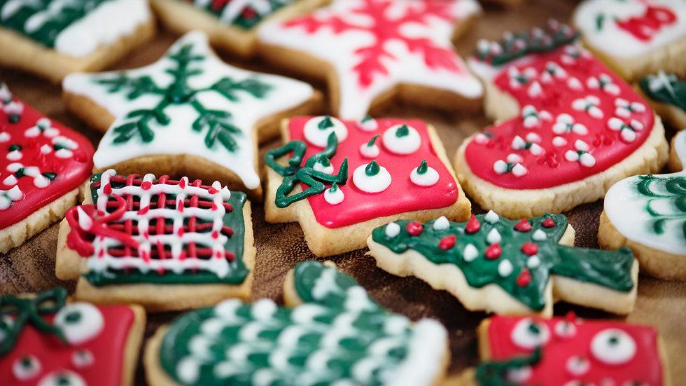 Sugar Cookies 16oz.