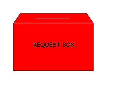 Make a Special Request