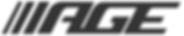 Age cycles Black logo fixedgear bike company