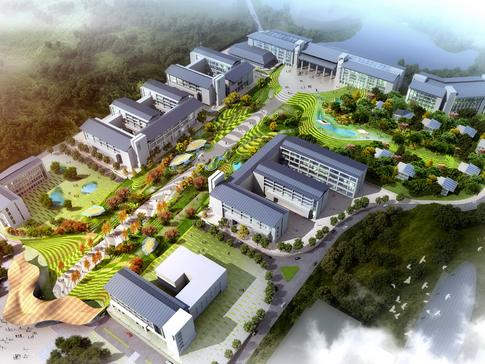 Nanhua University Masterplan