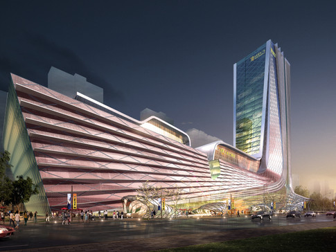 Longwan Commercial Complex  Phase 2