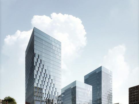 Wangjing A6 Commercial Complex