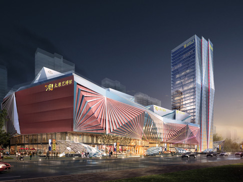Longwan Commercial Complex  Phase 1