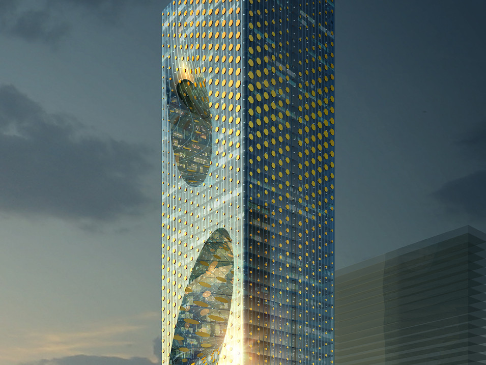 Jinmei Office Complex Development