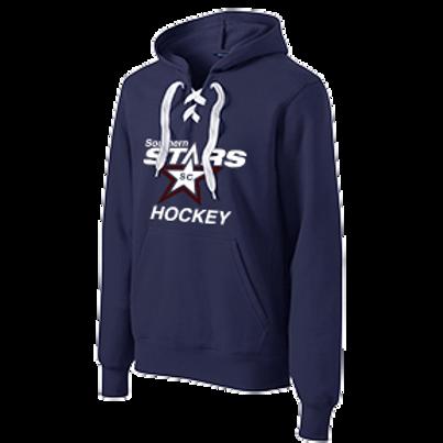 Fleece Hockey Hoodie