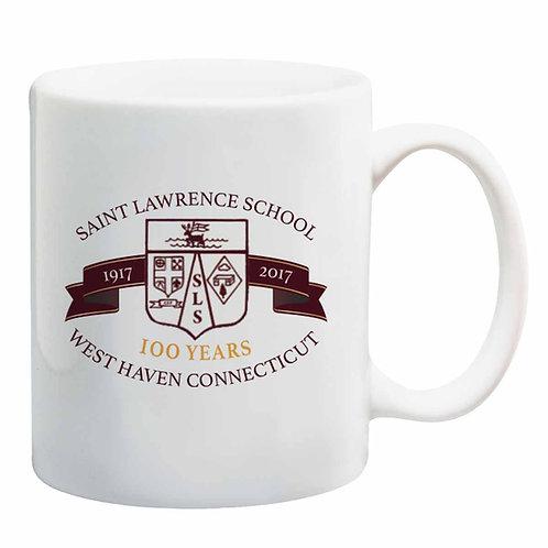 St. Lawrence 100 Year Celebration Mug