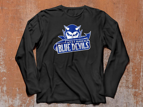 WHHS Blue Devils Dri-fit
