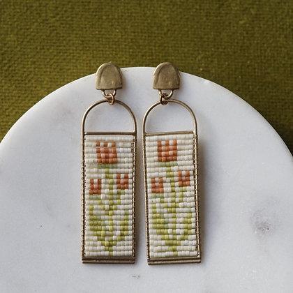 Alchemilla Tapestry Earrings