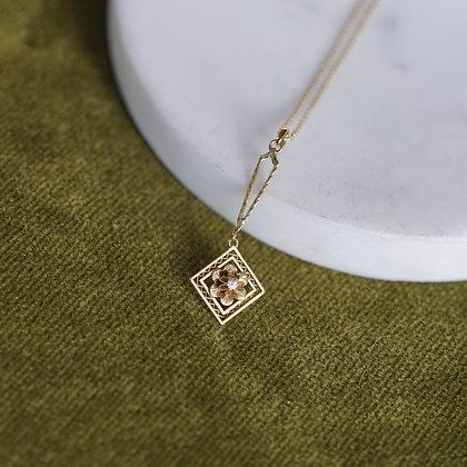 Vintage Lavalier Necklace