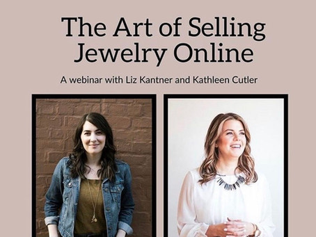 The Art of Selling Jewelry Online