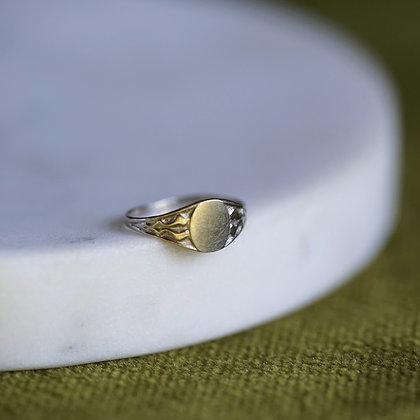 Vintage Baby Ring