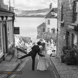 Natural Wedding Photography North Yorkshire