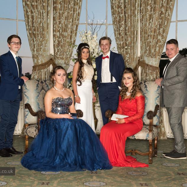 Wynyard Hall school prom
