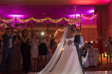 Summer wedding at Gisborough Hall August