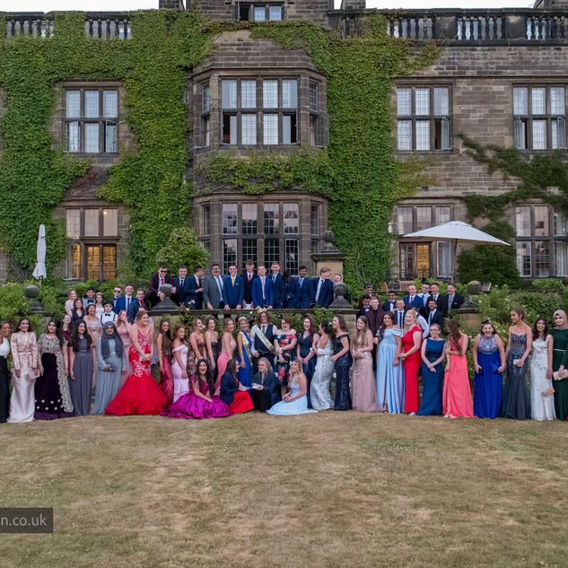 Gisborough Hall School Prom Photo