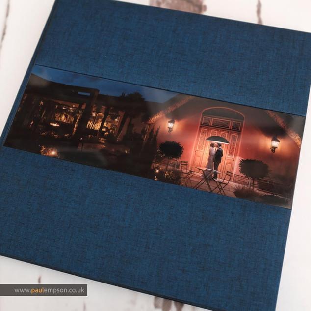 LACE Wedding Package Album