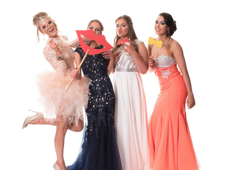 Your School Prom, Once in a Lifetime.
